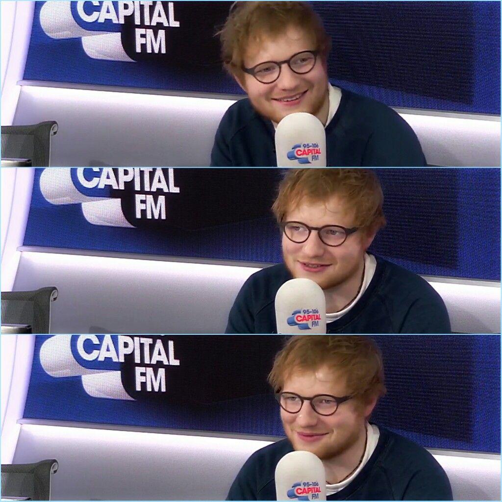 I am so happy Ed is back!!!! And soon doing Carpool Karaoke..I mean, C'mon!!!!!