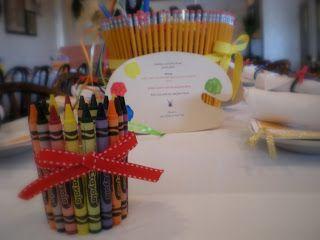 Retirement Party Centerpieces | ... Events by Mariela Jane ...