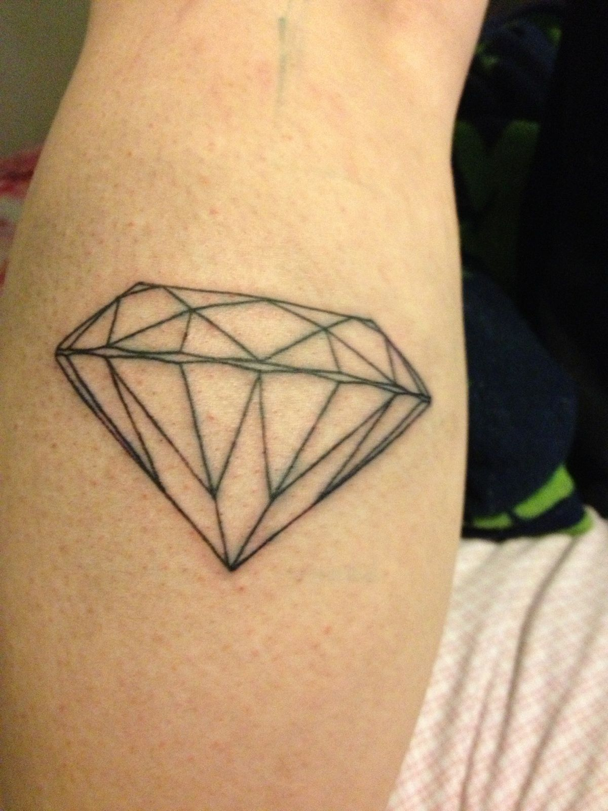 Best Diamond Tattoo Designs Inkdoneright Diamond Tattoo Designs Diamond Tattoos Picture Tattoos