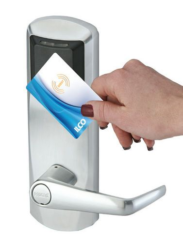 Smart Card Electronic Door Lock Utilizes The Latest In Access Control Technology To Provide Hotel Guests With Hotel Card Electronic Lock Fingerprint Door Lock