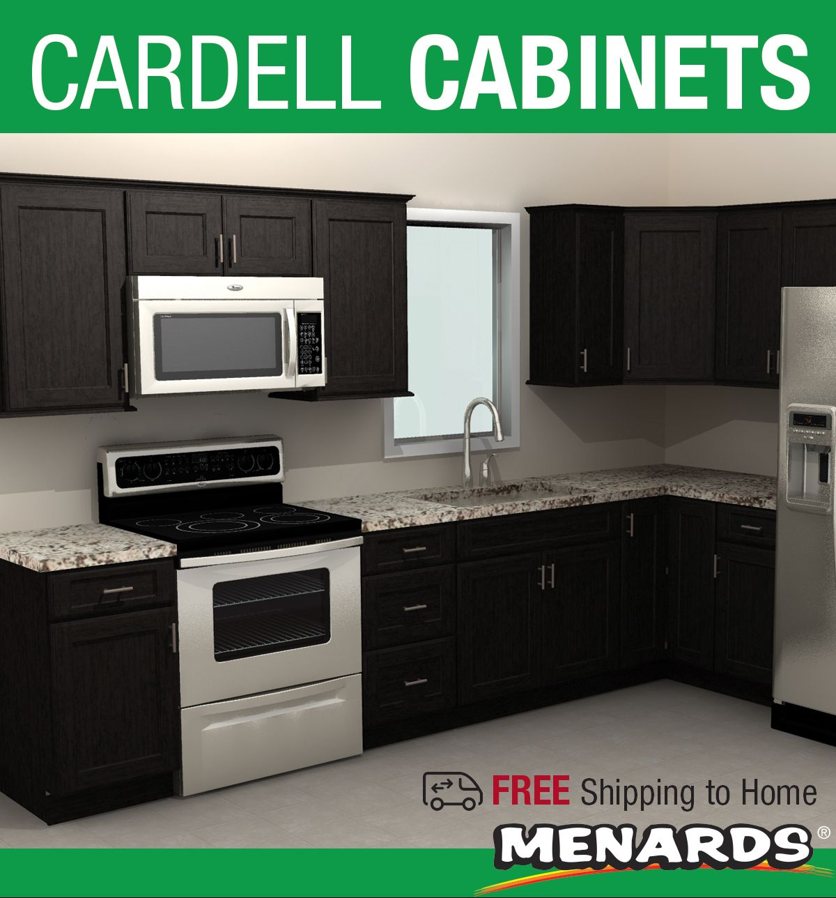 Cardell Cornerstone Collection Rockney Peppercorn 19 L Kitchen Kitchen Wellness Design Cardell Cabinets
