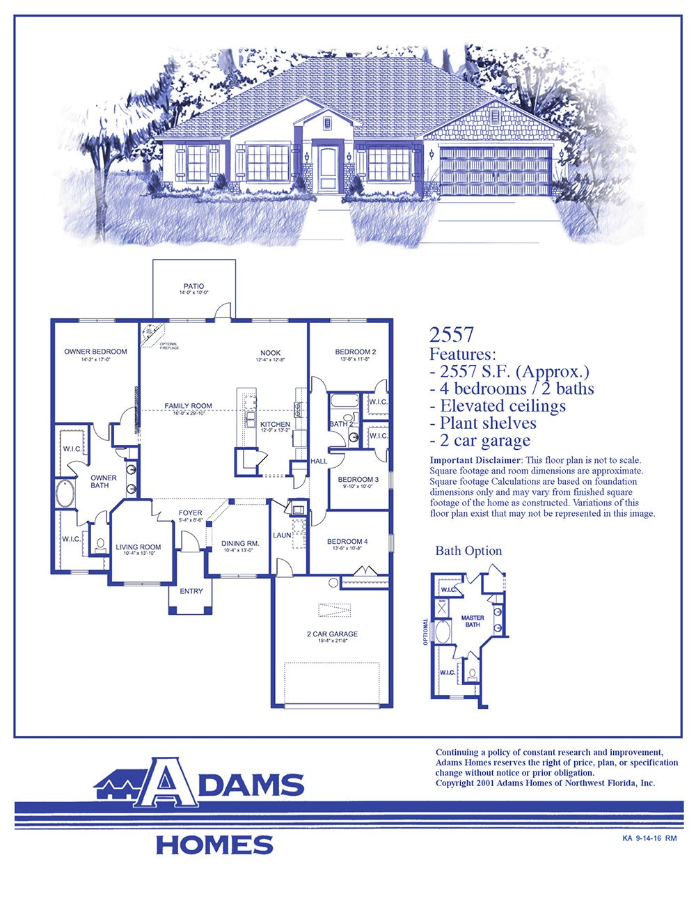 Http Www Adamshomes Com Locations Florida Ocala 2557 Jpg Ocala Adams Homes Florida