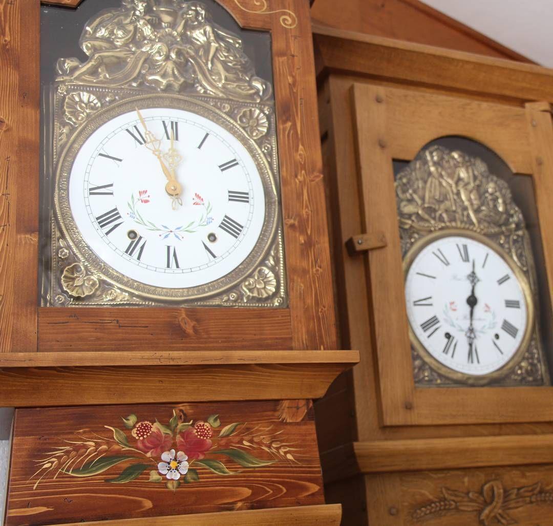 l 39 horloge comtoise est fabriqu e morez et morbier depuis le 17 me s la saviez vous jura. Black Bedroom Furniture Sets. Home Design Ideas