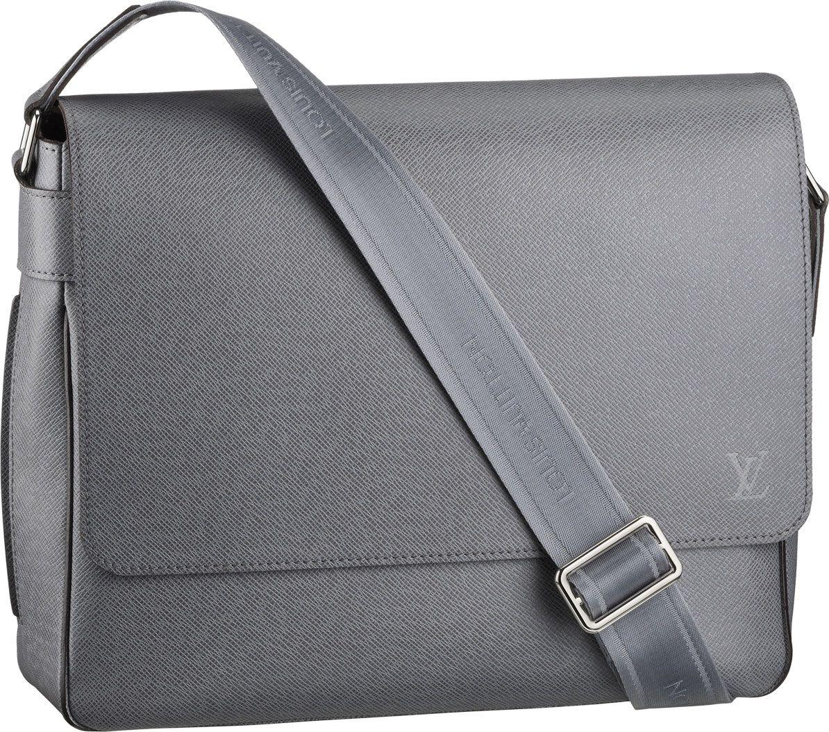 Louis Vuitton Men's Roman MM Messenger Bag [Magnetic Closure A4 ...