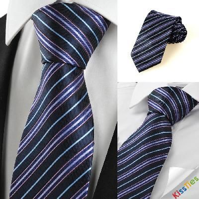 Men's Tie Necktie Wedding Holiday Gift