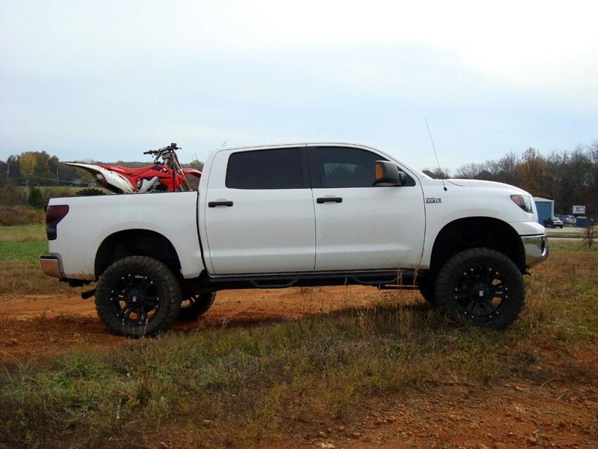 Obsessed with lifted trucks&& four wheelers!  uh robert knows this by now... i hope it's one of my wedding gifts!!!