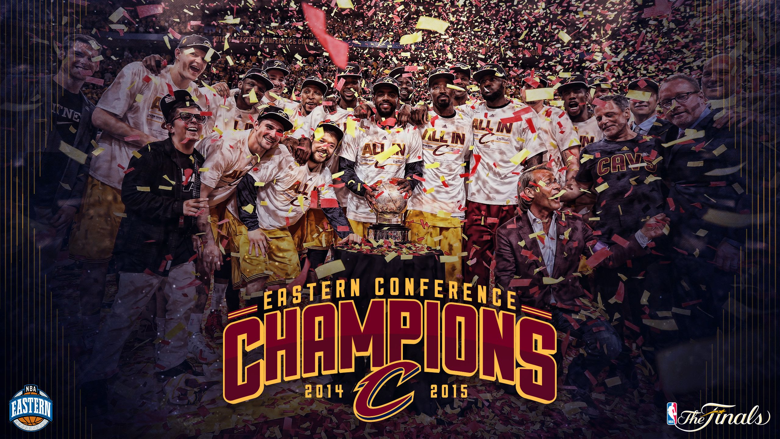 Cavs Championship Wallpaper In 2020 Cavs Championship Nba Wallpapers Lebron James Wallpapers