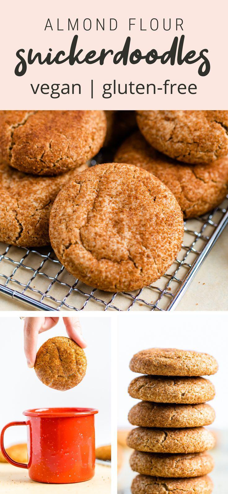 gluten free snickerdoodles recipes
