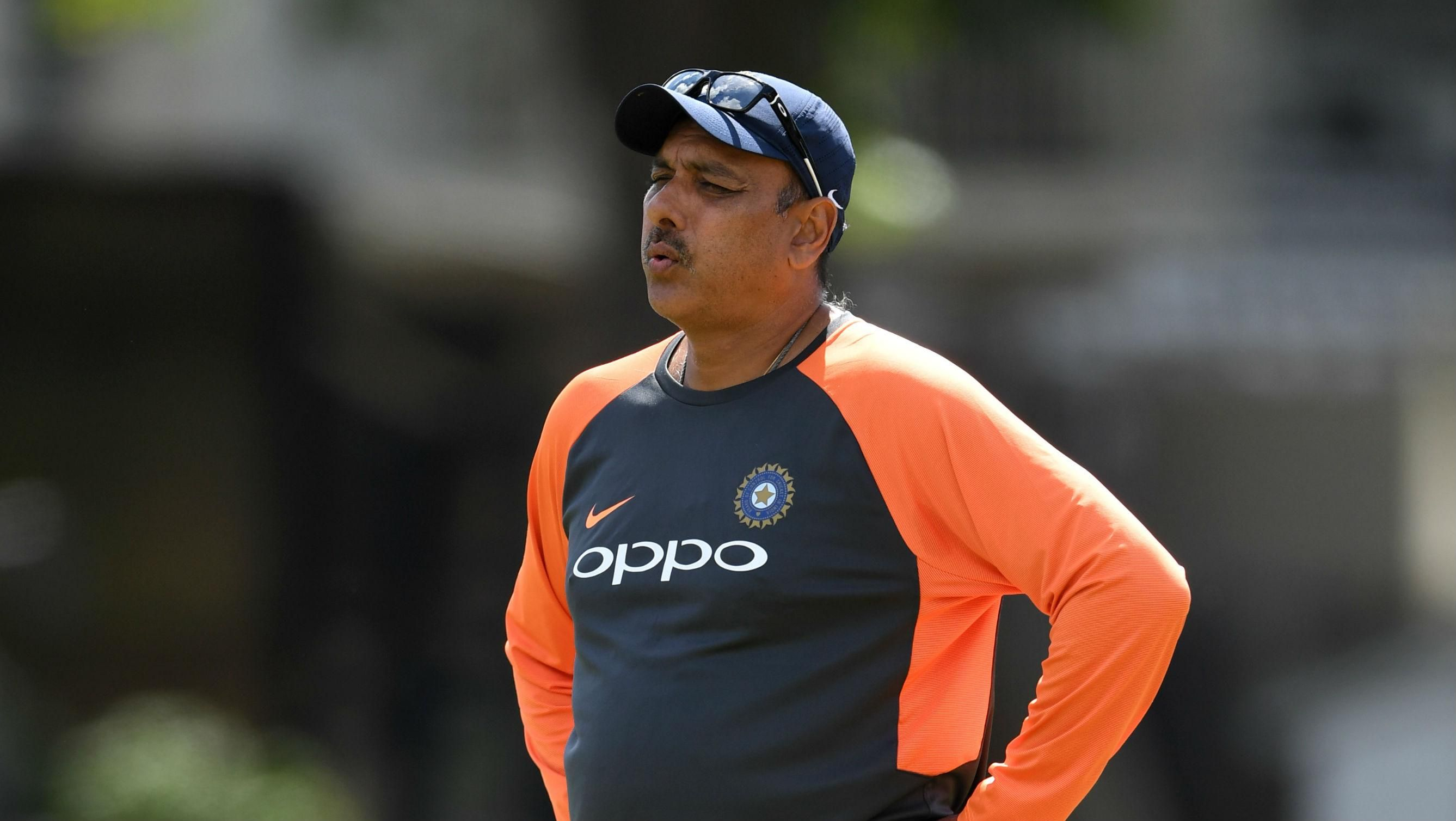 Kohli S First Choice Ravi Shastri As Coach Is Going To Survive Cricket Teams Coach Cricket