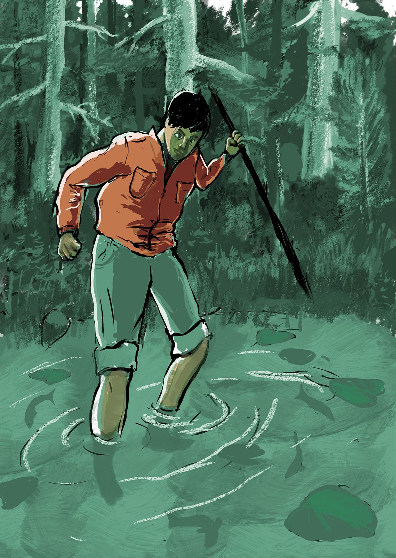 """the character or brian robeson in hatchet by gary paulsen Conflicts of man versus nature in """"hatchet"""" by gary paulsen 838 words  thus, he is primarily the only paramount character throughout  it takes place in the canadian wilderness, where brian robeson's, who is 13 yrs."""