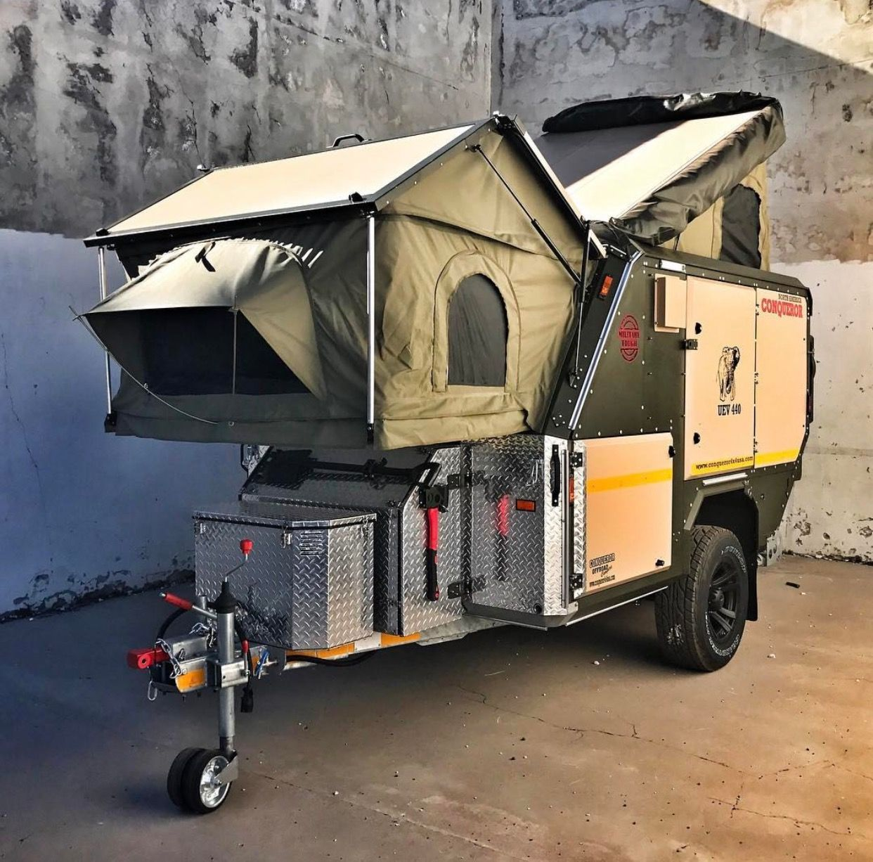 Photo of 20 Offroad Camping Trailer Perfect For Your Jeep