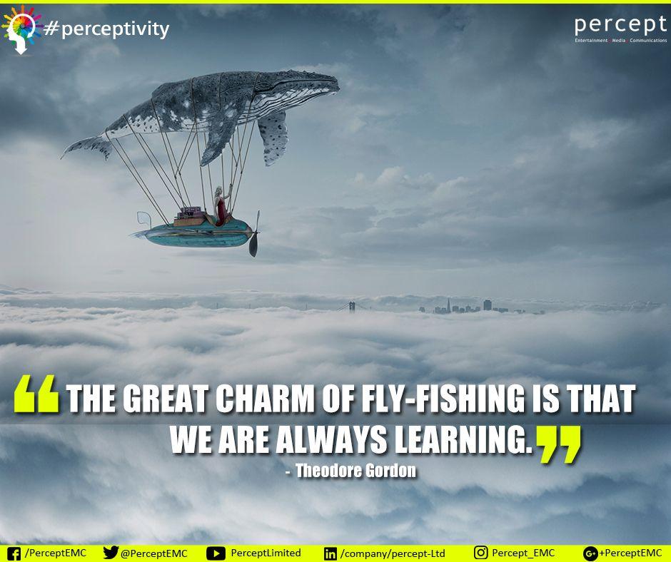 Emc Quote Perceptivity Of The Day 🙂 #fridayfeeling #percept #goodmorning .
