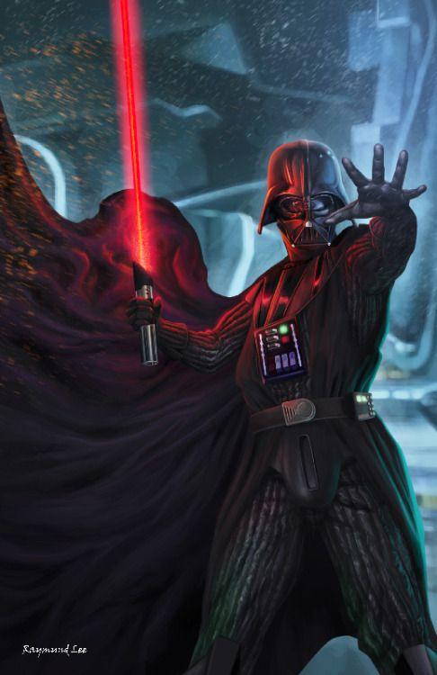 Darth Vader - Raymund Lee