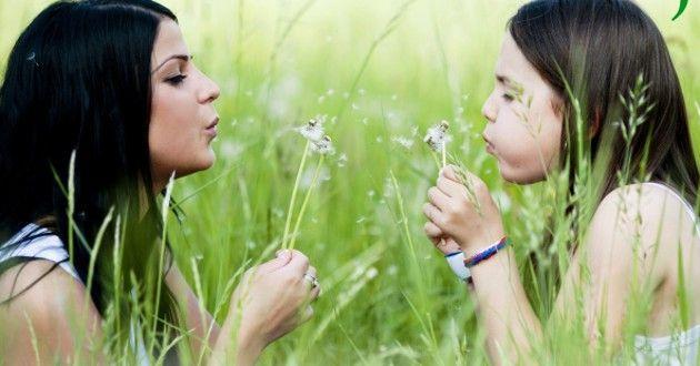 Cómo hablar de la belleza con nuestras hijas