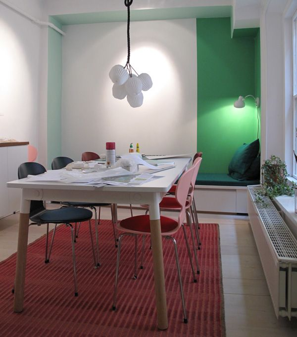Interior design Office space Max Architects in Stockholm. http://www.carolineolsson.se/