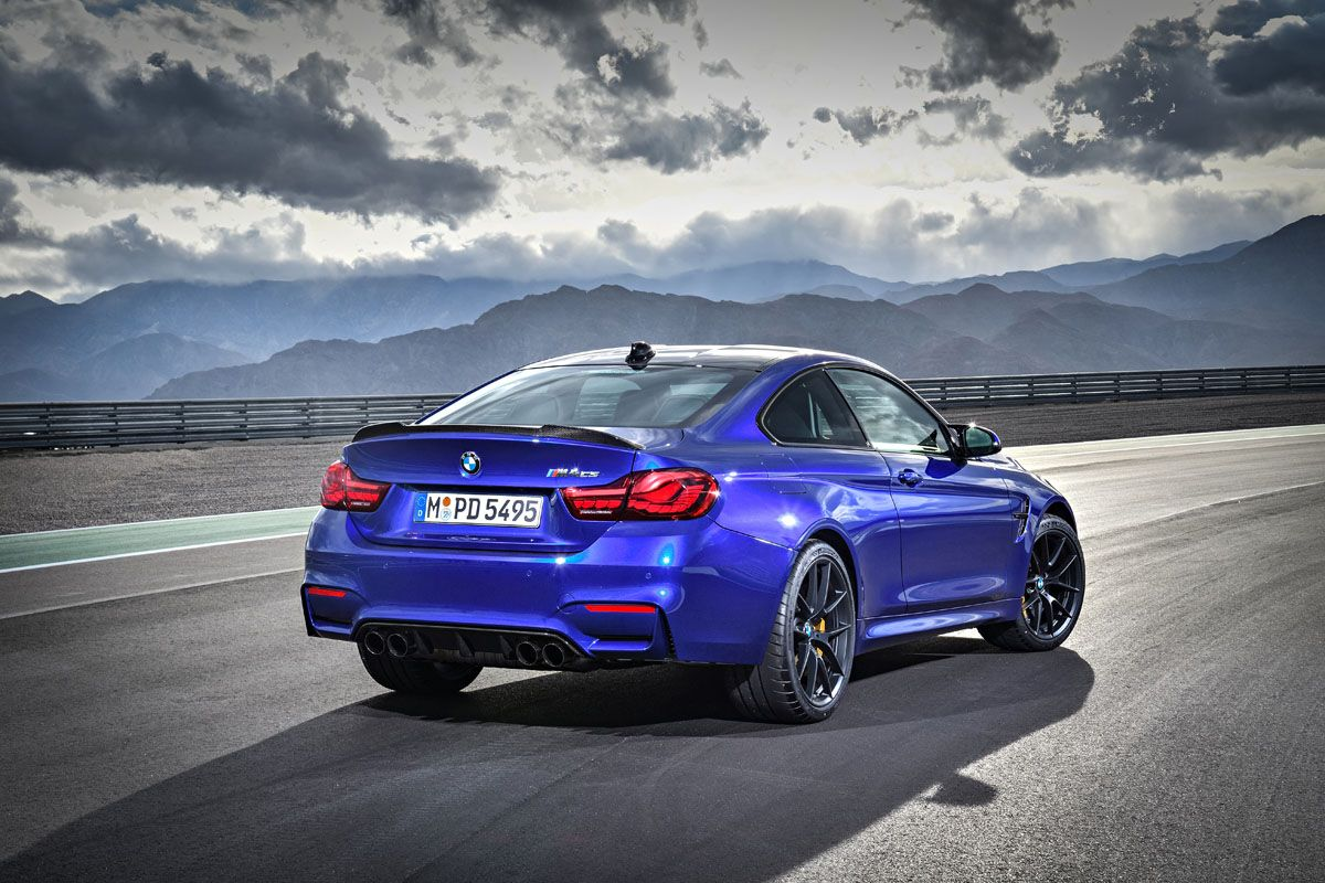 The Bmw M4 Cs Is The Perfect Racer For The Road Bmw M4 Bmw Bmw E30