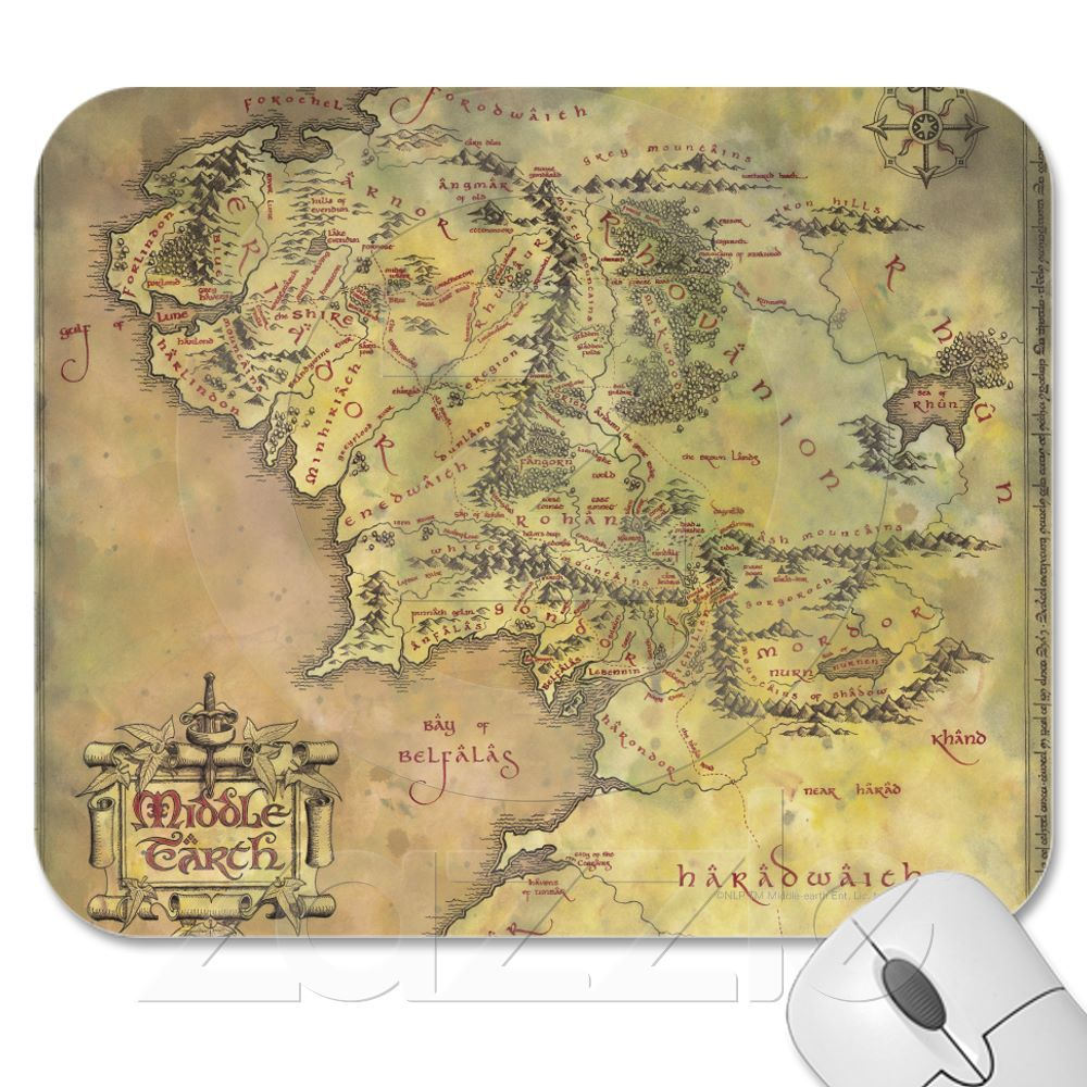 Map For Lord Of The Rings%0A Deviant art I love the map of Middle Earth that was used for the Lord of  the Rings movie trilogy  It has that nice  ancient feel and yet is  extremely