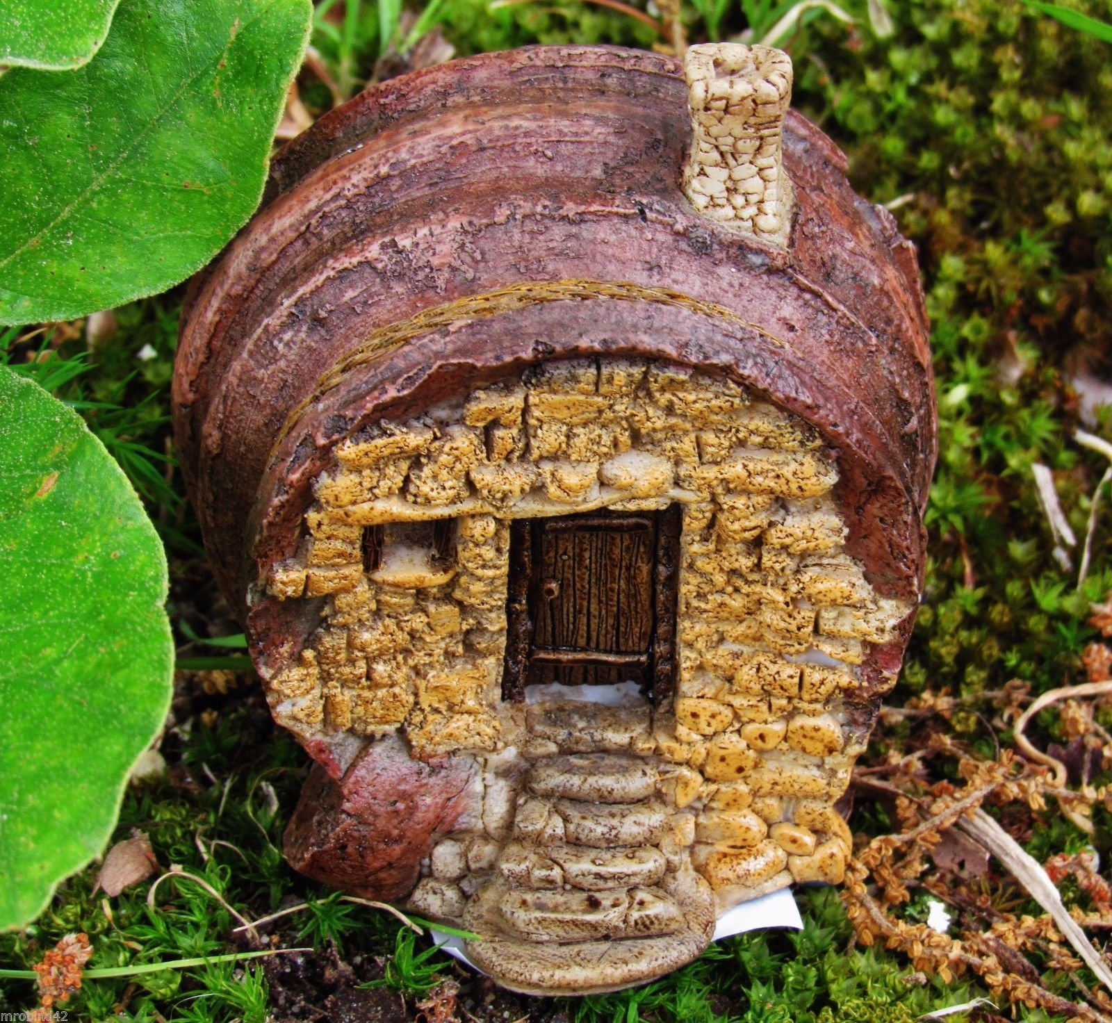 Medium Of Micro Mini Fairy Garden