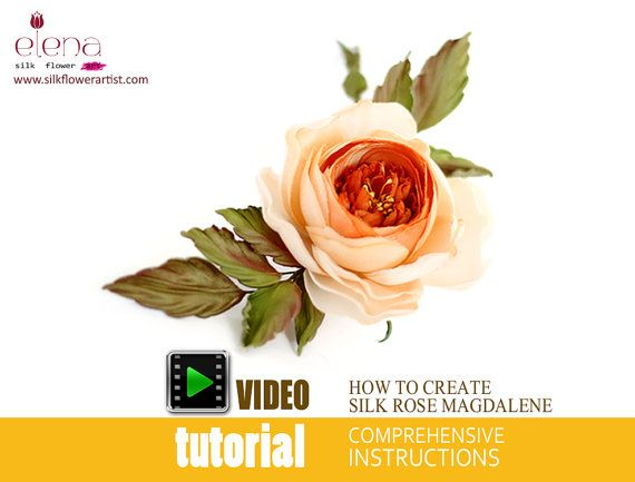 Video tutorial on how to make silk rose using by silkflorist 9570 video tutorial on how to make silk rose using by silkflorist 9570 mightylinksfo
