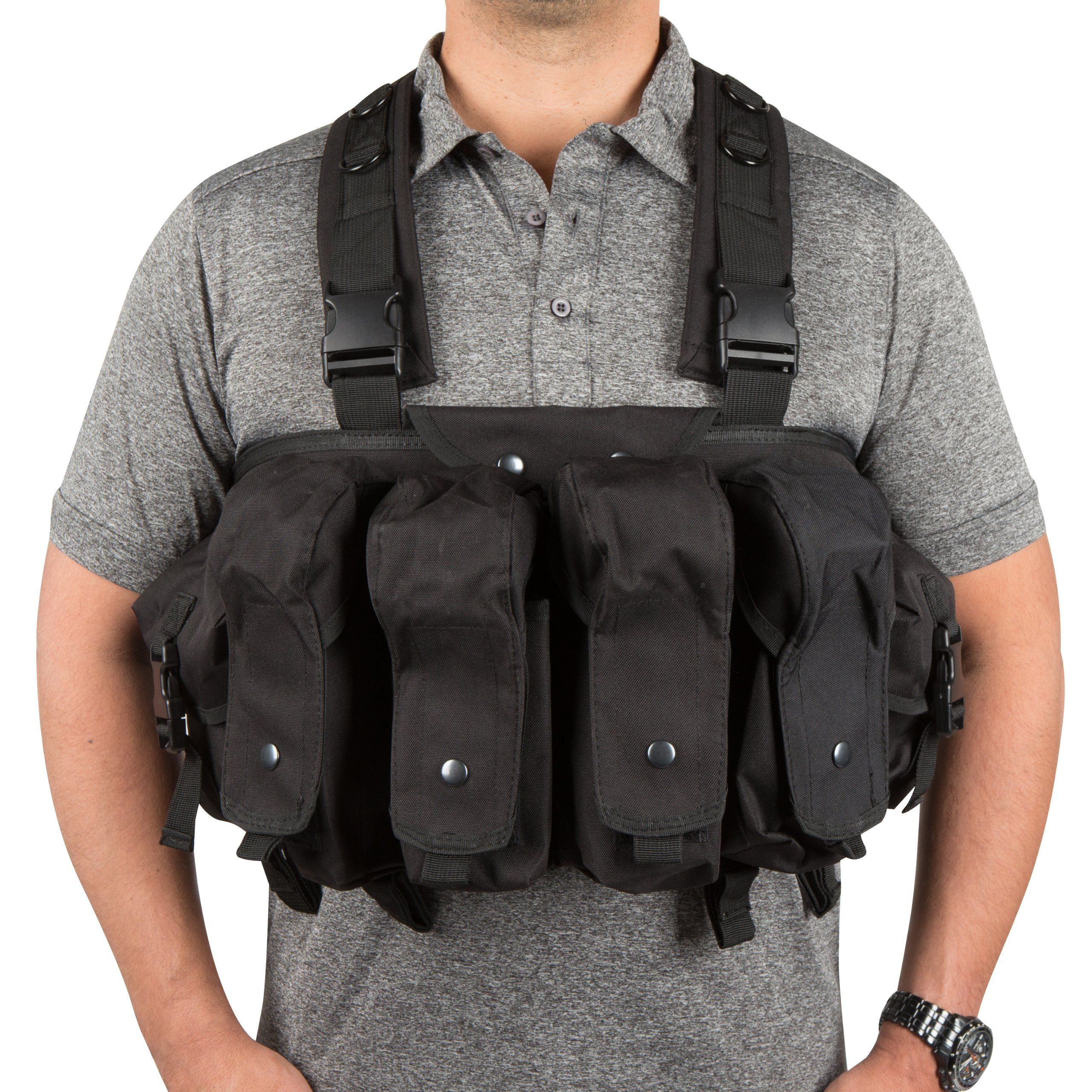 Modern warrior recon chest rig blackchest rig 30 50 modern warrior recon chest rig blackchest rig 30 50 sciox Choice Image