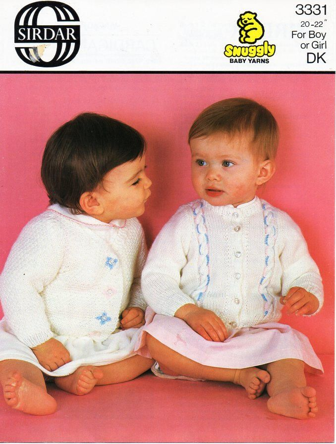 f2e276df5775 baby knitting pattern pdf baby cardigans v or round neck jackets 20 ...