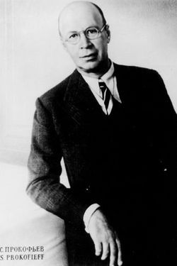 Sergei Prokofiev Was A Composer He Was The Leading Soviet Musician Of His Time He Died At The Age Of 61 On The Same Prokofiev Sergei Prokofiev Joseph Stalin