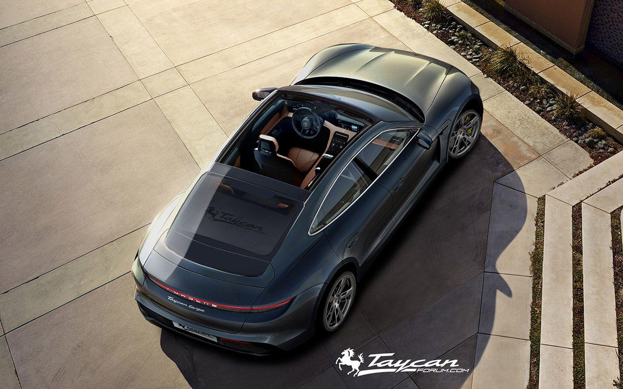 2020 Porsche Taycan Targa Ev Porsche Sports Car Porsche Sports Cars