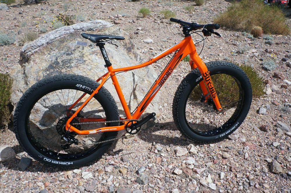 Borealis Flume Crestone Carbon Aluminum Fat Bike Fat Bikes