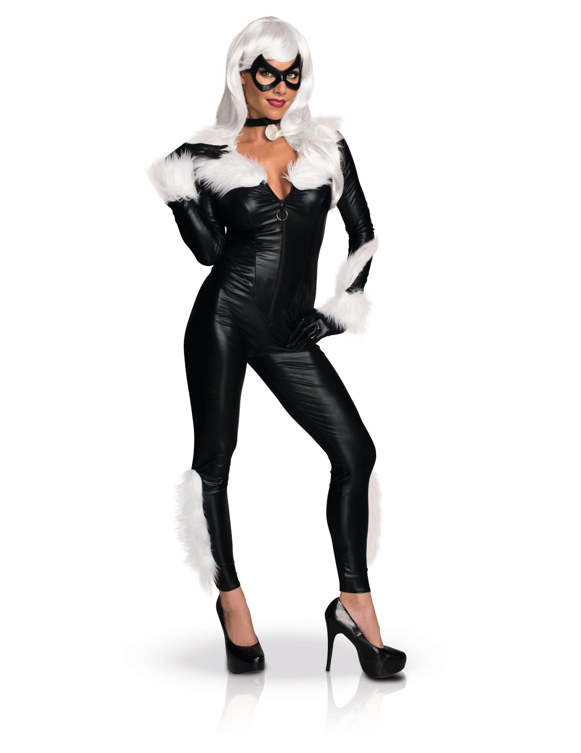 Disfraz Gata Negra adulto Marvel Universe Este disfraz de Black