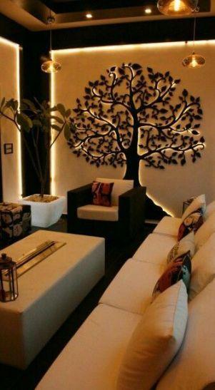 20++ Fau living room menu info