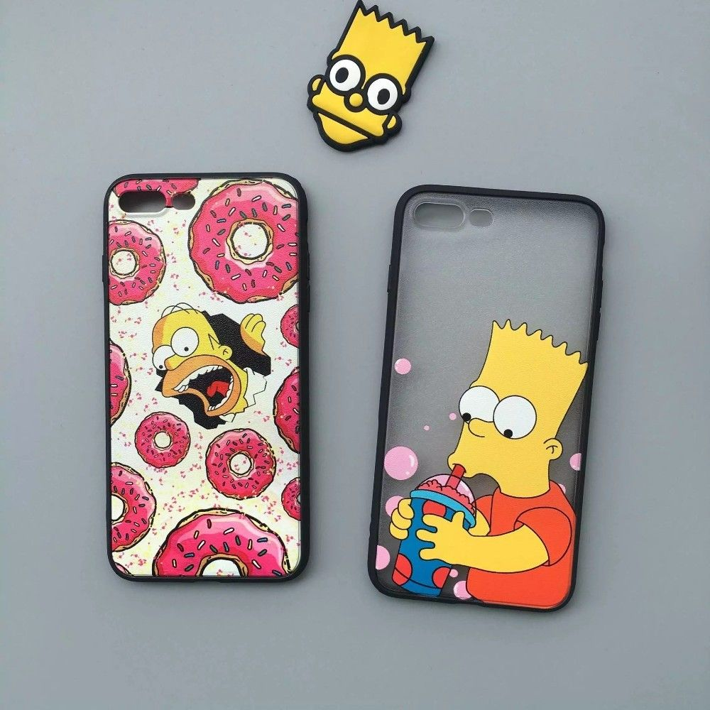 coque iphone 6 donut simpson