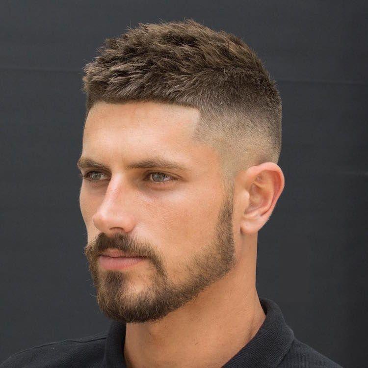 Coupe Homme Rase Les Cheveux Rase Sont Le Nouveau Passe Partout Coiffure Homme 2018 Coiffure Degrade Homme Coupe De Cheveux Homme Courte