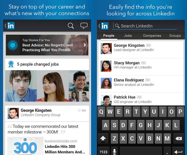 Linkedin unveils Job Search App Pinoy Tech Talk
