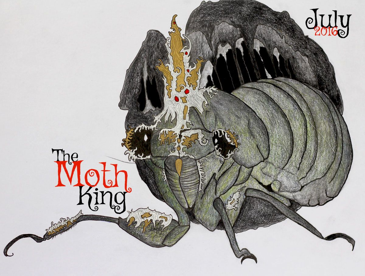 The Mondrial Vega from The Moth King by Shannon John Miller out soon. A fantasy adventure book. Prologue: http://shannonjohnmiller.com/the-moth-king/
