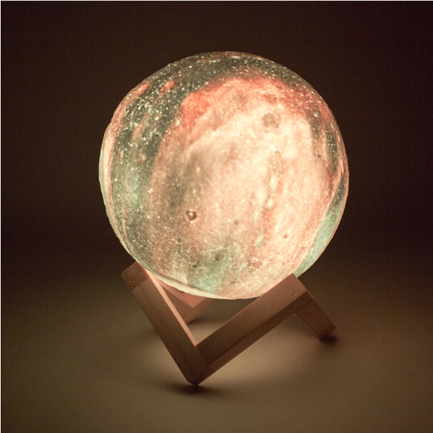 Galaxy Moon Lamp In 2020 Star Lamp Night Light Color Changing Lamp