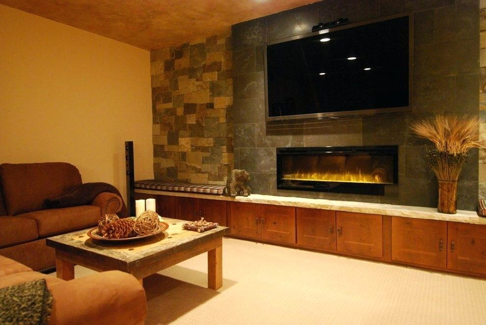 electric fireplace basement ideas electric fireplace ideas basement contemporary with glass