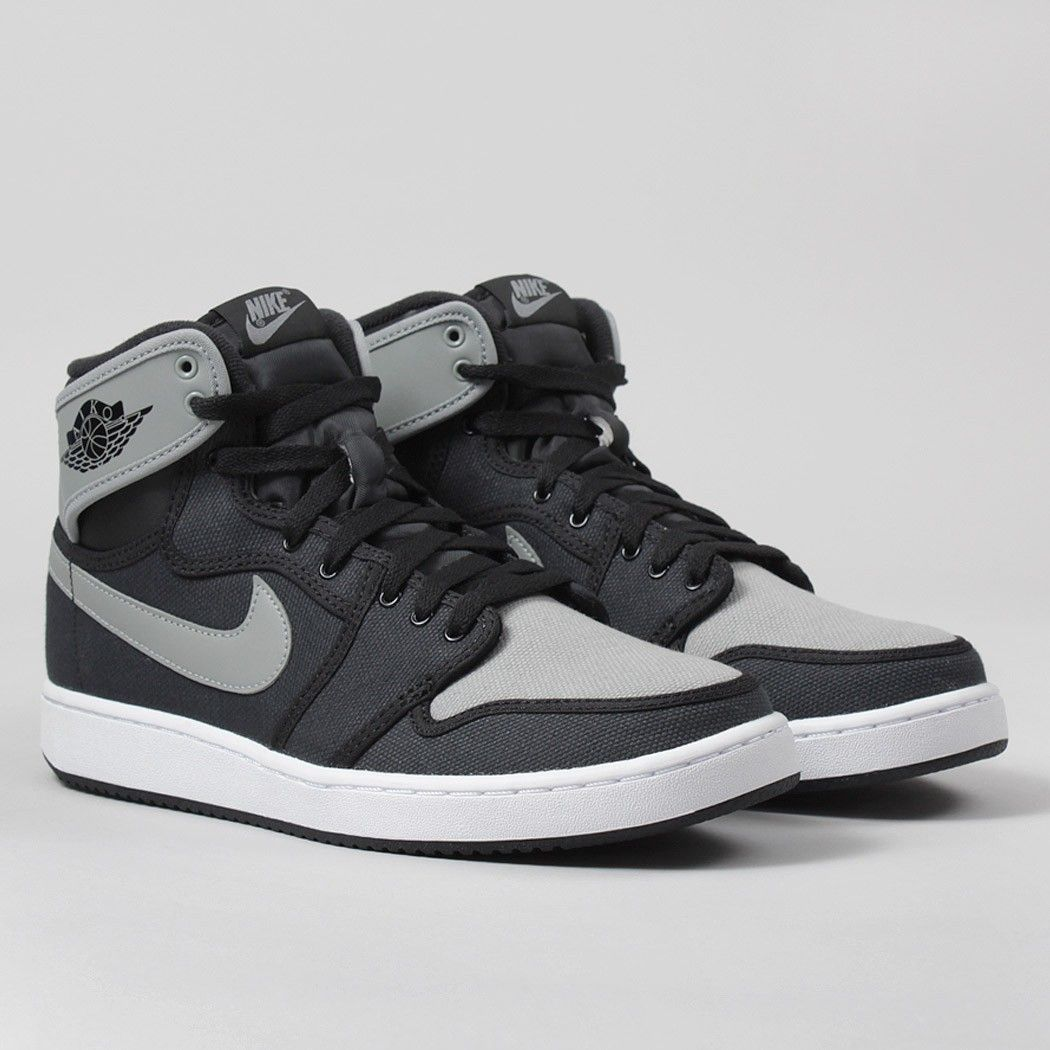 Air 1 High Ko Nike Og Jordan Blackshadow Grey Shoes gYbyf76