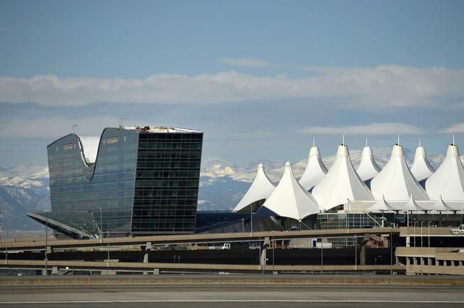Denver Airport Section Evacuated Over Possible Security Threat Developing