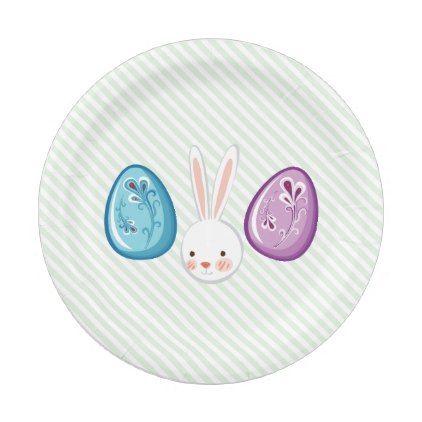 Cute easter bunnyy egg hunt brunch paper plates paper gifts cute easter bunnyy egg hunt brunch paper plates paper gifts presents gift idea customize negle Images