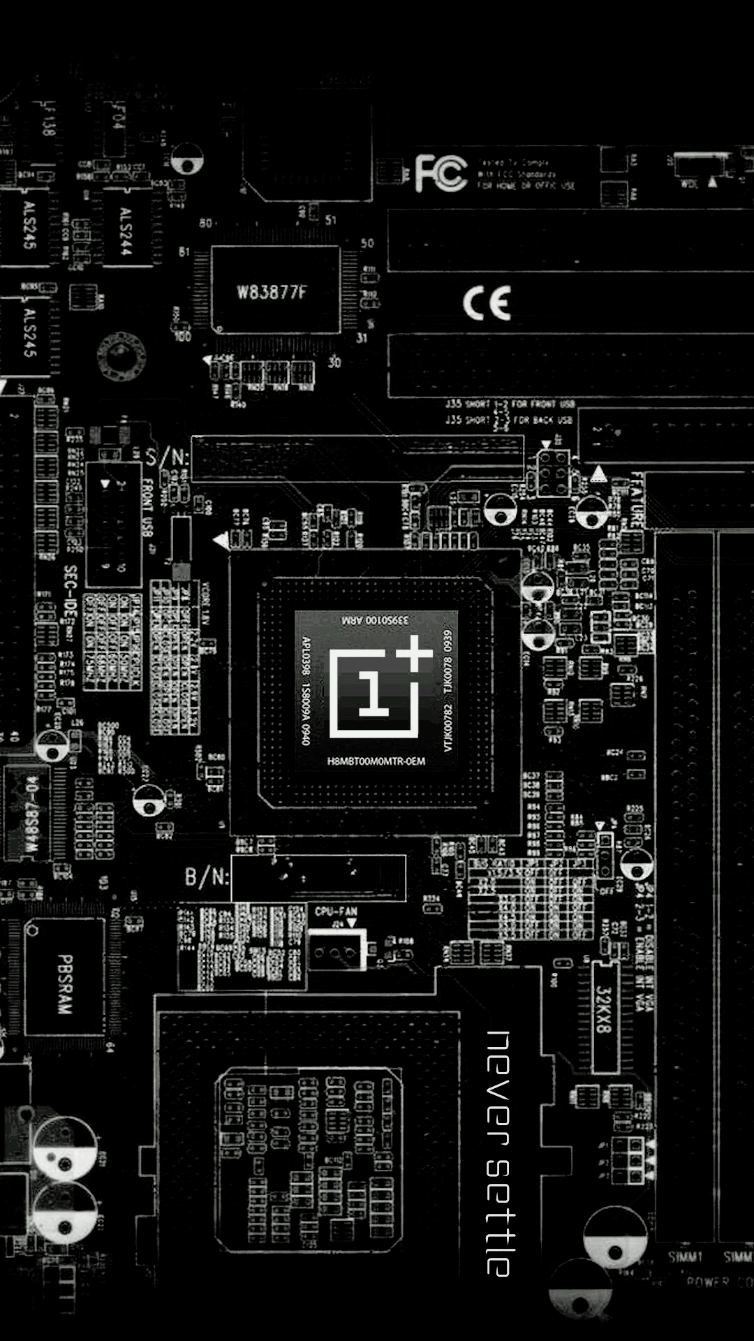 oneplus chip wallpaper (1080x1920) | reddit hd wallpapers