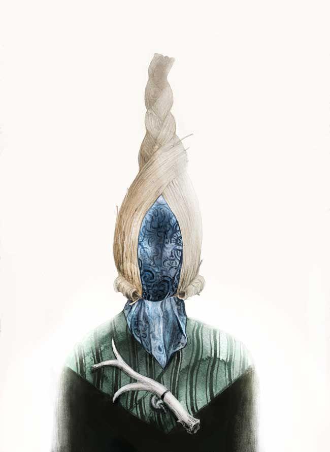 Wilder 2 - Illustration by Daniel Redfern Cook