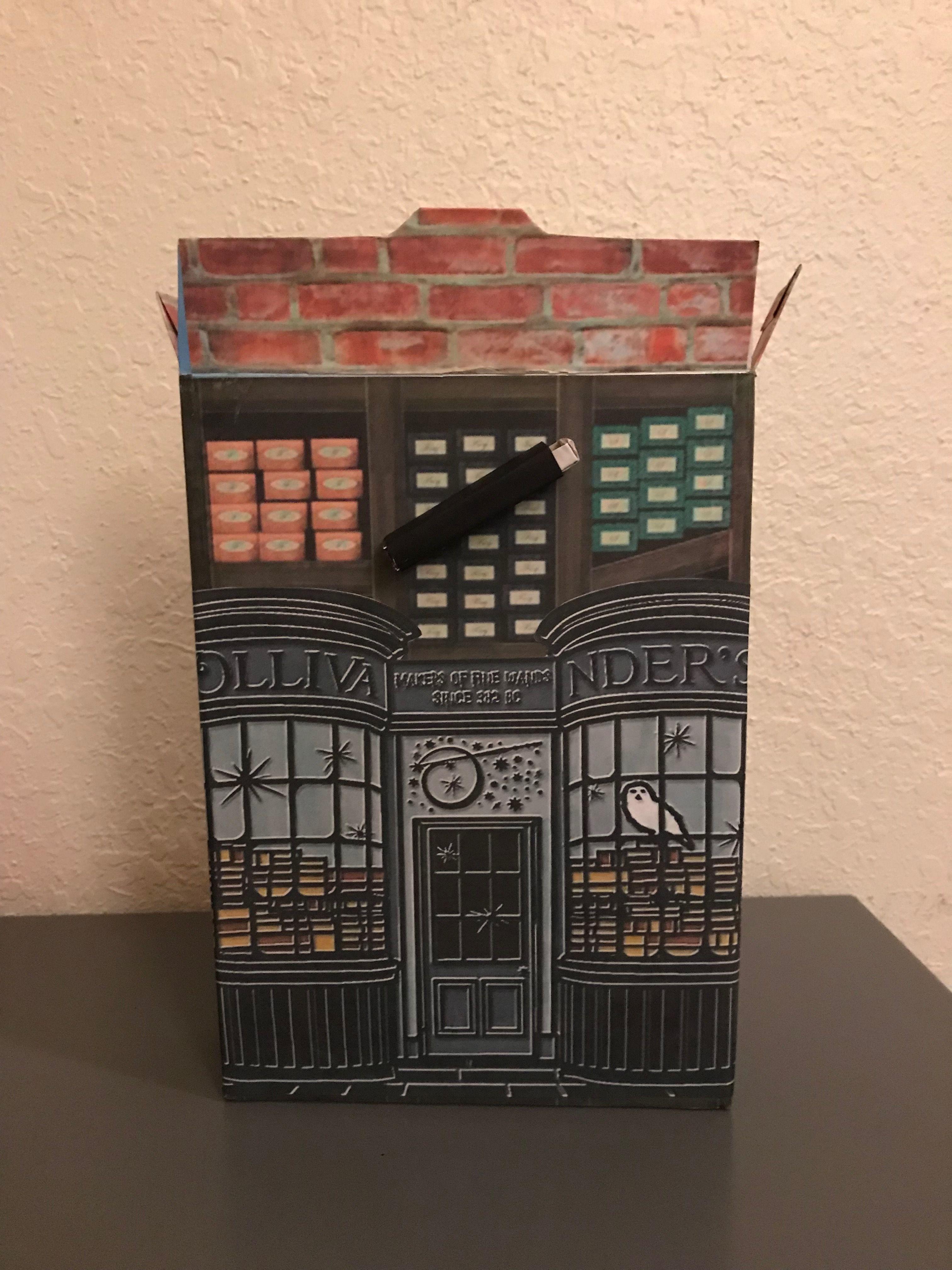 Harry Potter Valentine Card Box