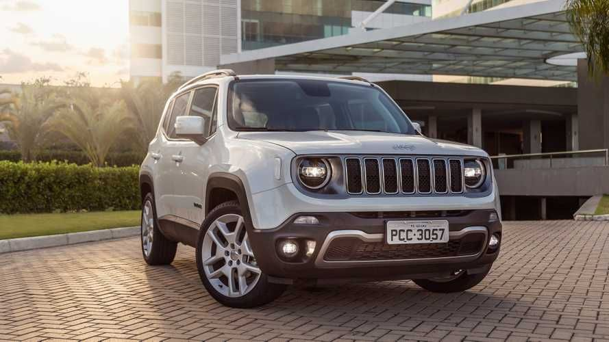 Video As Mudancas Do Novo Jeep Renegade 2019 Jeep Renegade Novo Jeep Renegade E Honda Hr V