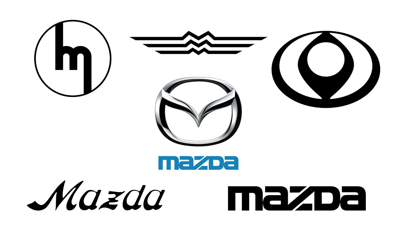 Jim Ellis Mazda >> Mazda logos through the ages..   Over Time