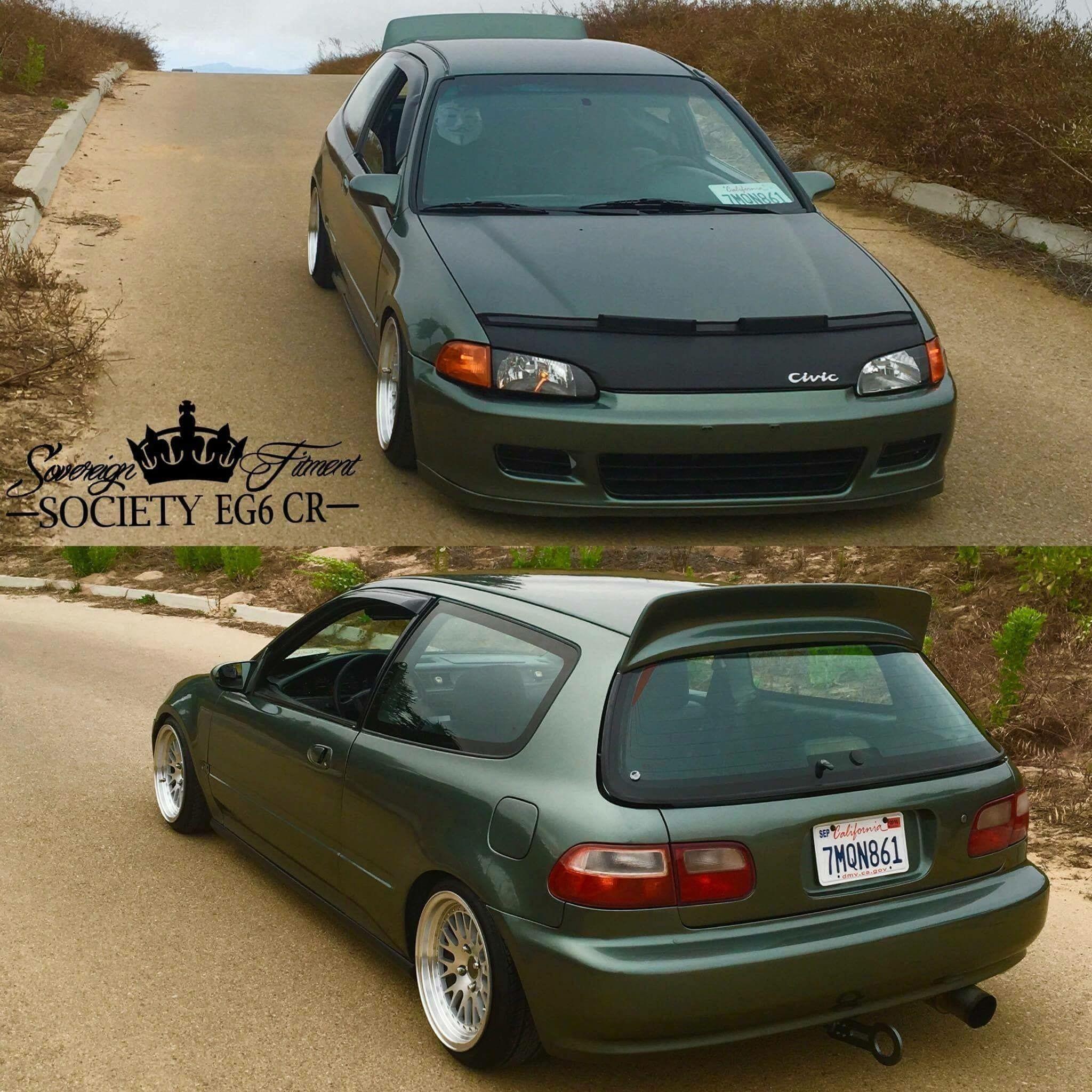 Awesome 1995 Honda Civic Eg Hatchback Civic eg, Honda