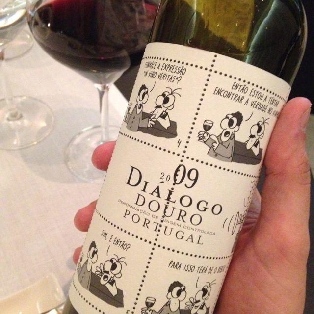 Diálogo, DO Douro (Portugal)