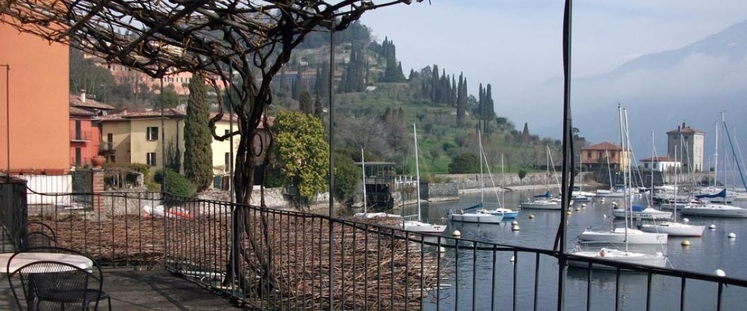 the view Hotel, Pergola, Ristorante