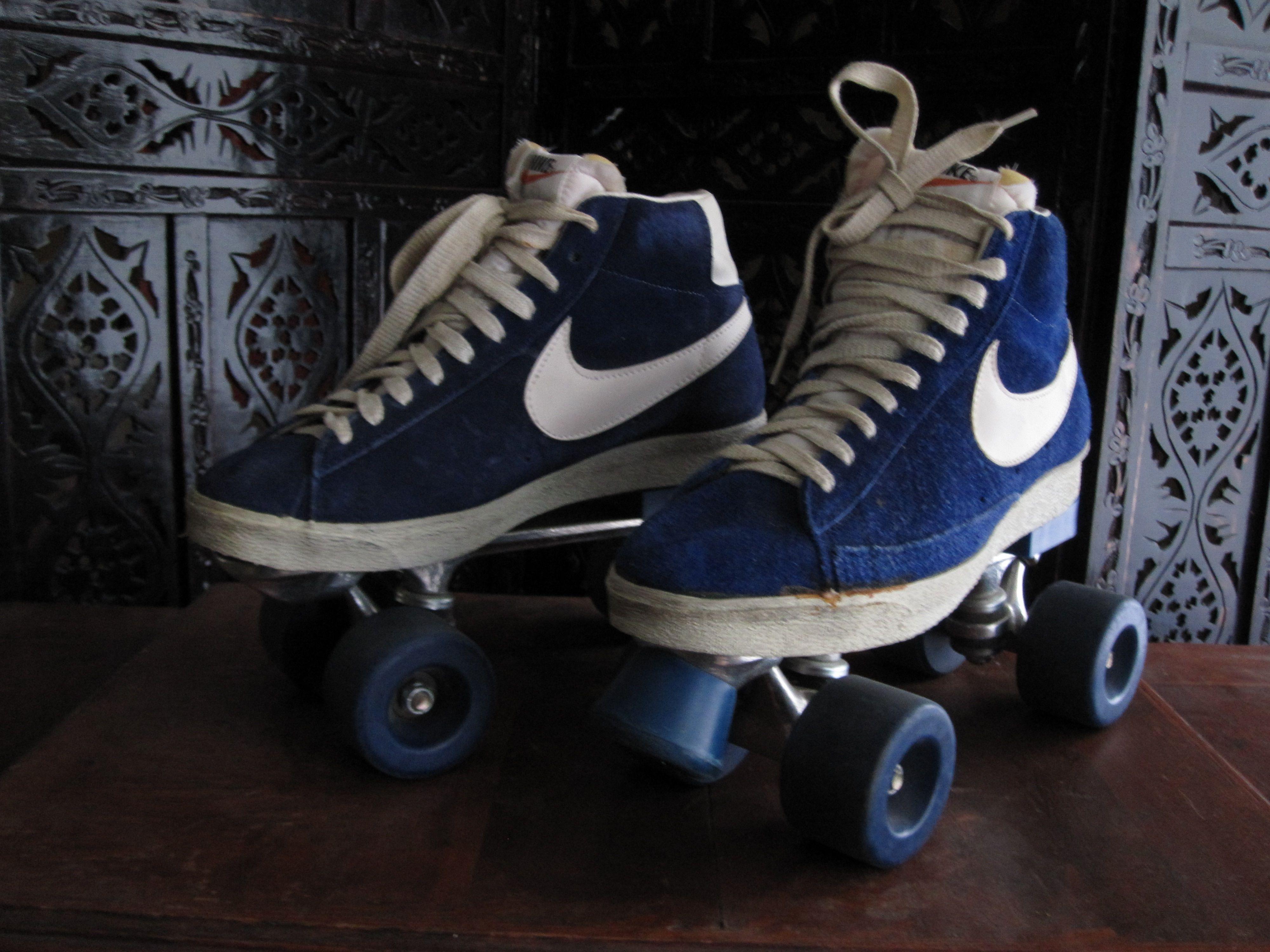 Reunited With My Vintage Nike Rollerskates At Long Last Vintage Nike Sneaker Head Nike
