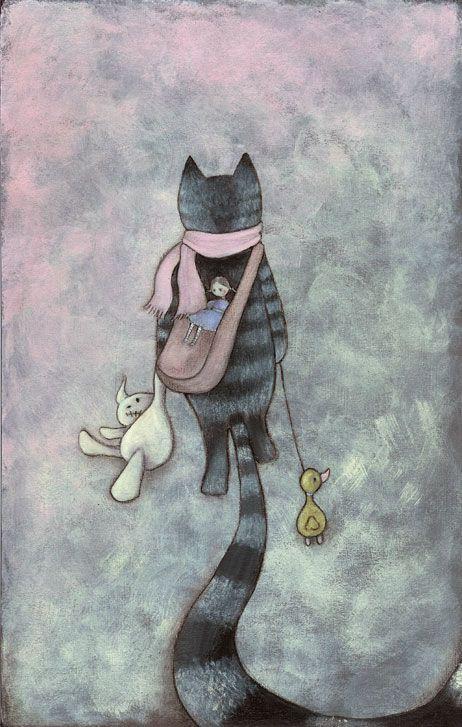 Галерея романтичной москвички - Beatrice Billard *** Catwalk