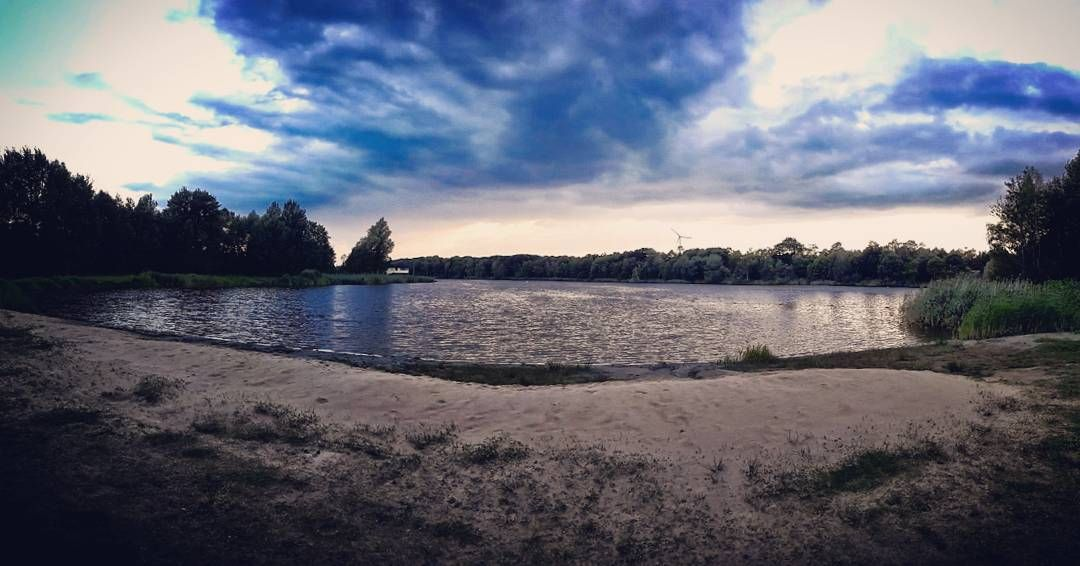 Panorama vom oyter see oytersee oyten oytenistschon panorama nature naturephotography water instagram instagram photo photos
